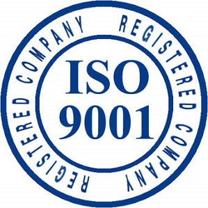 ISO 9001:2015 Registration Coming Soon!